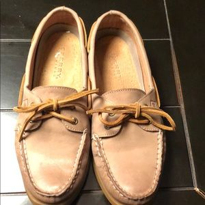 Gently Used Size 8.5 Sperrys